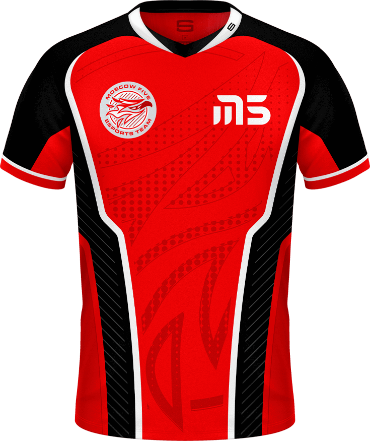 Moscow Five Pro Jersey